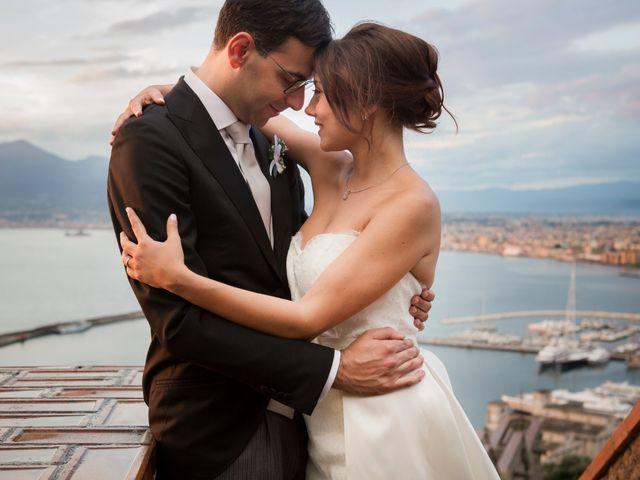 Il matrimonio di Mario e Cinzia a Castellammare di Stabia, Napoli 41