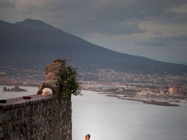 Il matrimonio di Mario e Cinzia a Castellammare di Stabia, Napoli 42