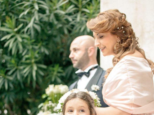 Il matrimonio di Catello e Amelia a Torre Annunziata, Napoli 1