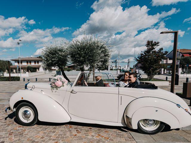 Il matrimonio di Sara e Michele a Campolongo Maggiore, Venezia 10