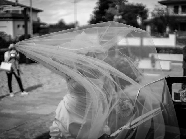 Il matrimonio di Sara e Michele a Campolongo Maggiore, Venezia 11