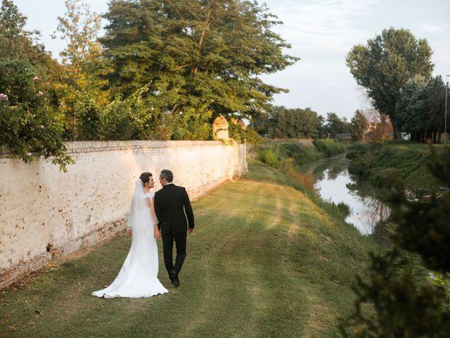 Il matrimonio di Andrea e Valentina a Ferrara, Ferrara 1