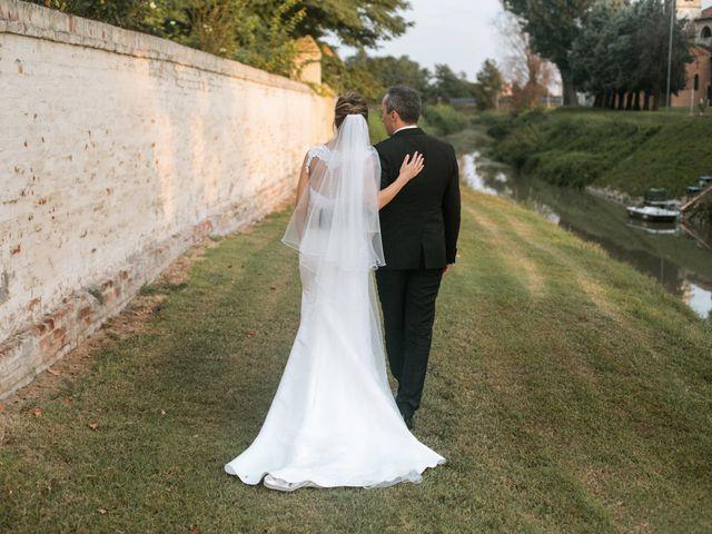 Il matrimonio di Andrea e Valentina a Ferrara, Ferrara 2