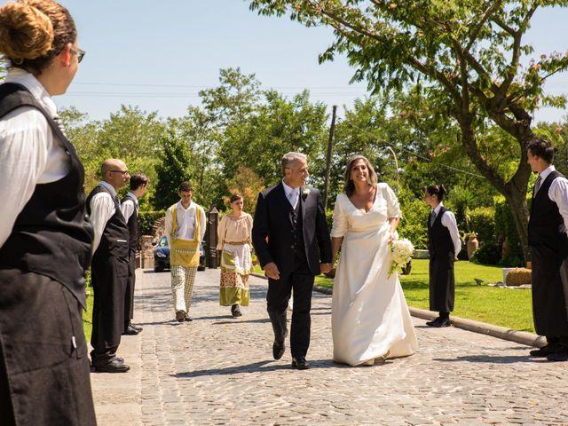 Il matrimonio di Massimiliano e Lavinia a Roma, Roma 8