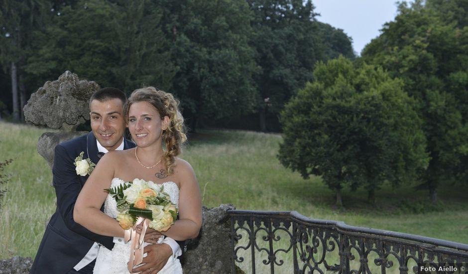 Il matrimonio di salvatore e sofia a Arcore, Monza e Brianza