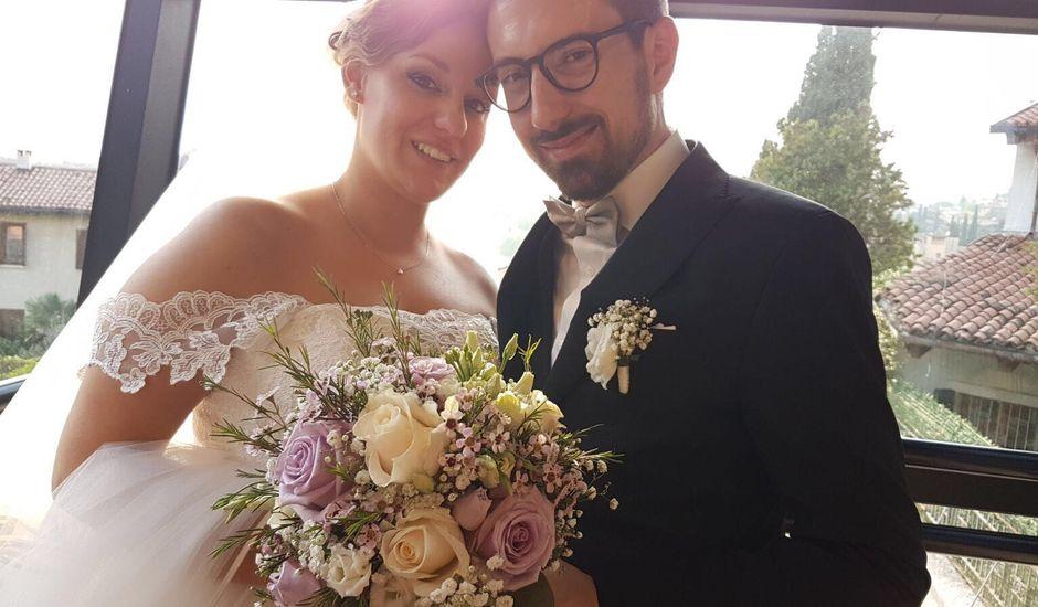 Il matrimonio di Nic e Meri a Verona, Verona