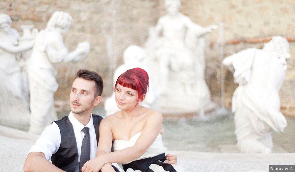 Il matrimonio di Marco e Elena a Vernasca, Piacenza