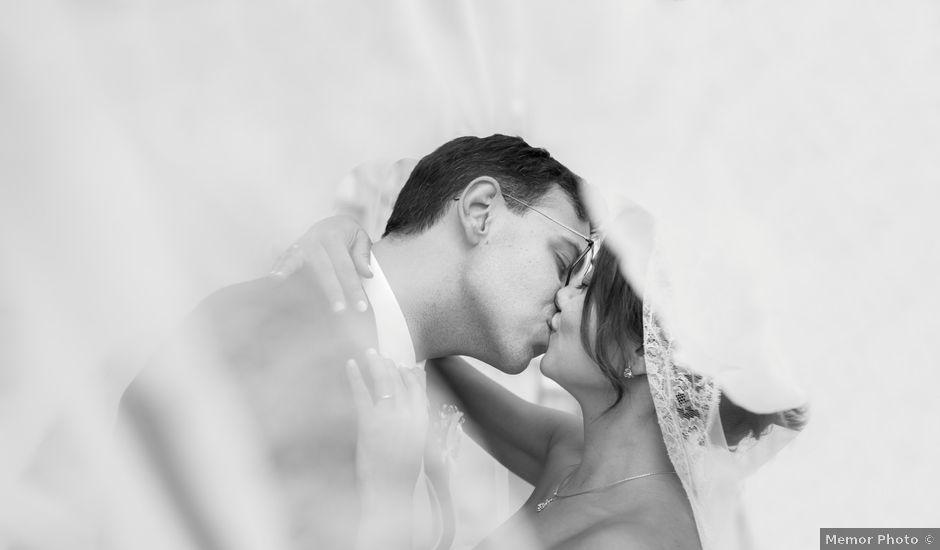 Il matrimonio di Mario e Cinzia a Castellammare di Stabia, Napoli