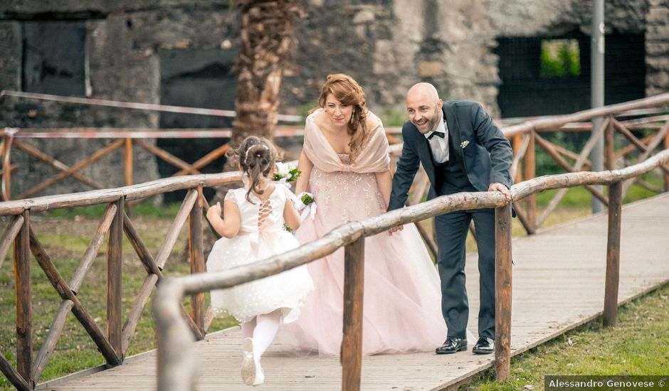 Il matrimonio di Catello e Amelia a Torre Annunziata, Napoli