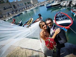 le nozze di Marianna e Fabrizio 1