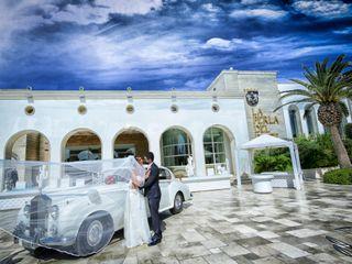 Le nozze di Marianna e Fabrizio