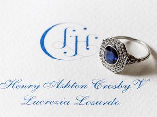 Le nozze di Lucrezia e Ashton 1