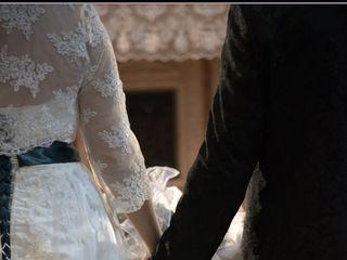 Le nozze di Rachele e Giovanni 1