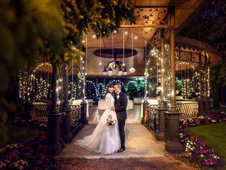 Le nozze di Caterina Sofia e Simone 1