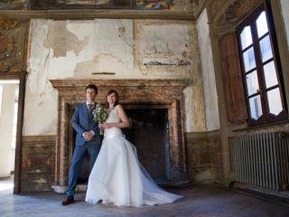 Le nozze di Beatrice e Ivan