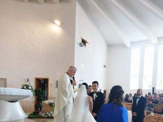 Le nozze di Giovanna e Tiziano 1