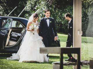 Le nozze di Giovanna e Tiziano