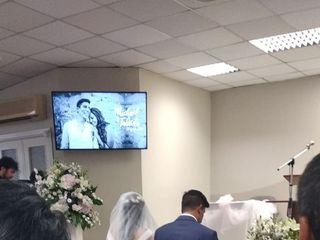 Le nozze di Michael e Fabiola 2