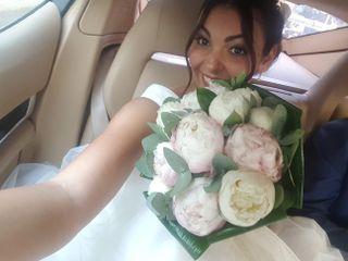 Le nozze di Michael e Fabiola 3