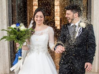 Le nozze di Luana e Marco