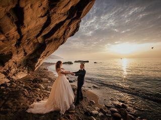 Le nozze di Noemy e Ivan