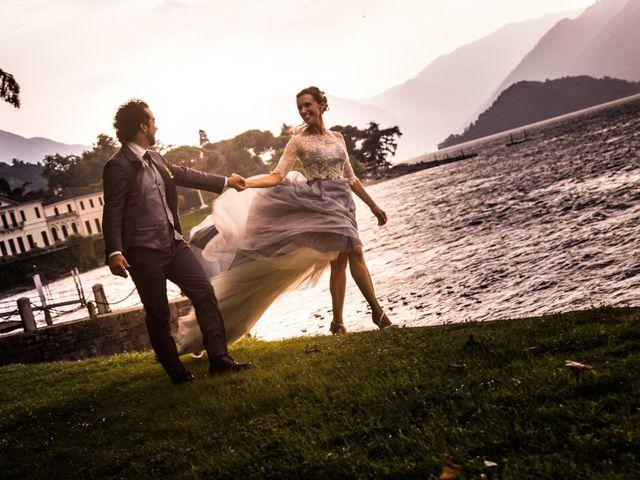 Il matrimonio di Riccardo e Ileana a Bellagio, Como 3