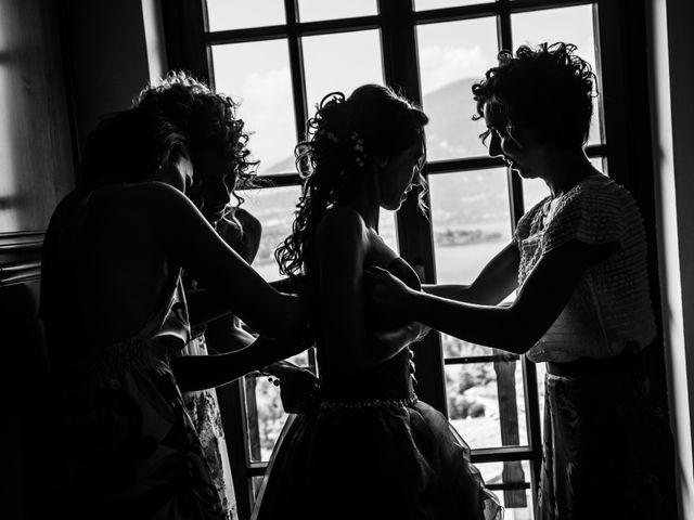 Il matrimonio di Riccardo e Ileana a Bellagio, Como 6