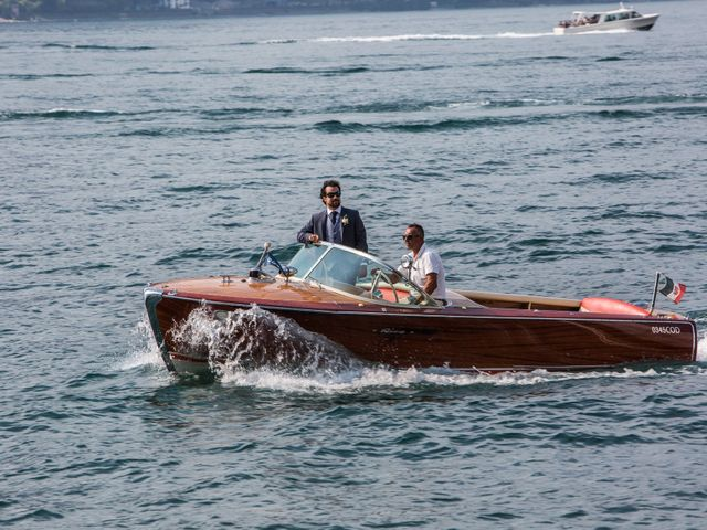 Il matrimonio di Riccardo e Ileana a Bellagio, Como 11