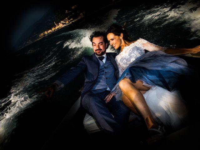 Il matrimonio di Riccardo e Ileana a Bellagio, Como 25