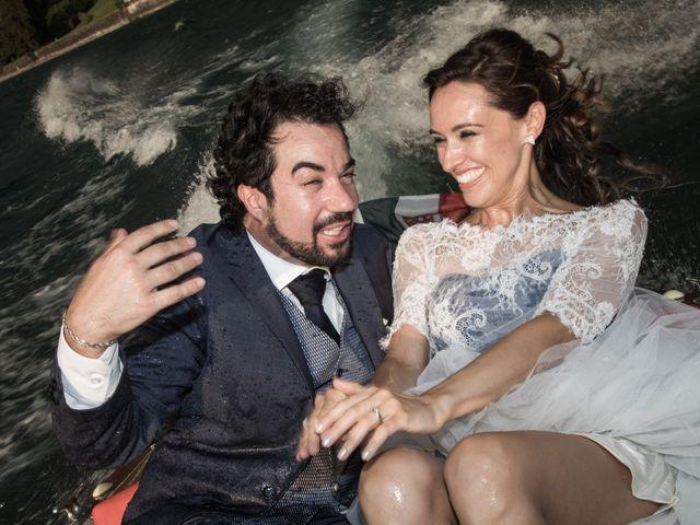 Il matrimonio di Riccardo e Ileana a Bellagio, Como 26