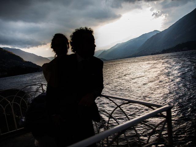 Il matrimonio di Riccardo e Ileana a Bellagio, Como 31