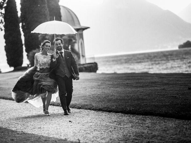 Il matrimonio di Riccardo e Ileana a Bellagio, Como 32