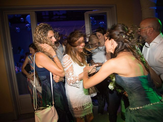 Il matrimonio di Riccardo e Ileana a Bellagio, Como 38
