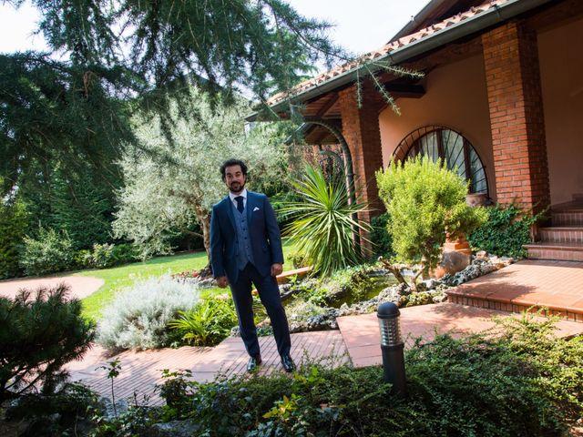 Il matrimonio di Riccardo e Ileana a Bellagio, Como 40