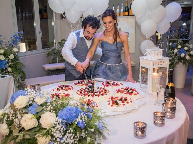Il matrimonio di Riccardo e Ileana a Bellagio, Como 47