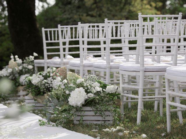 Il matrimonio di Ashton e Lucrezia a Majano, Udine 9
