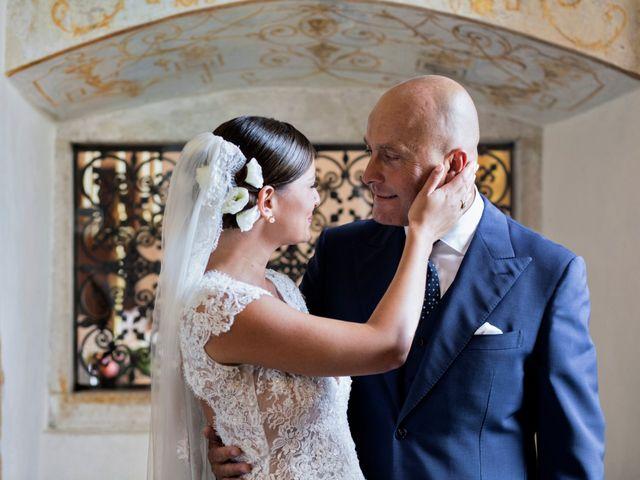 Il matrimonio di Ashton e Lucrezia a Majano, Udine 10