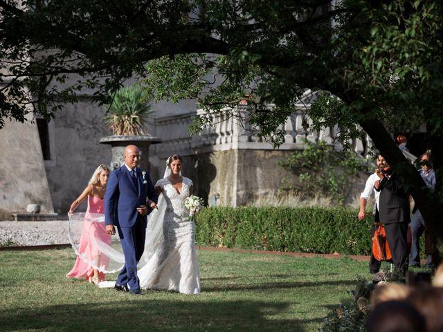 Il matrimonio di Ashton e Lucrezia a Majano, Udine 12