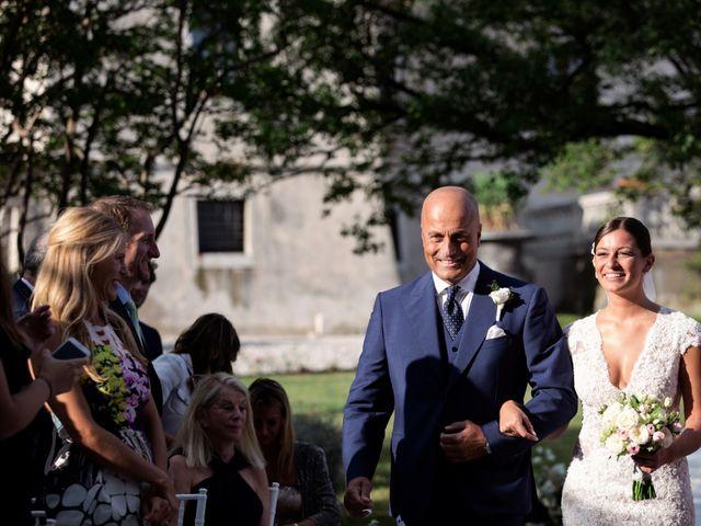Il matrimonio di Ashton e Lucrezia a Majano, Udine 13