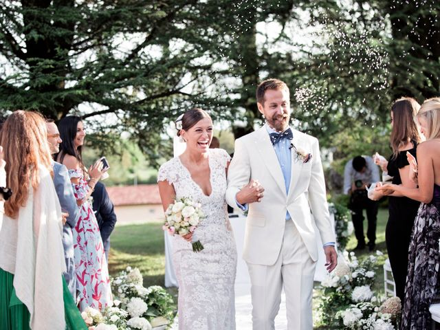 Il matrimonio di Ashton e Lucrezia a Majano, Udine 17