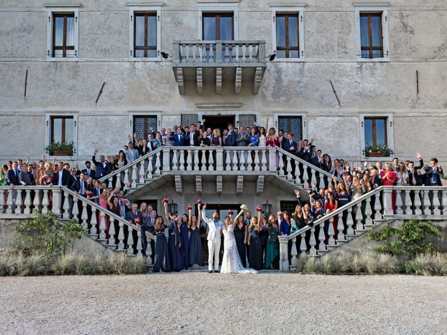 Il matrimonio di Ashton e Lucrezia a Majano, Udine 19