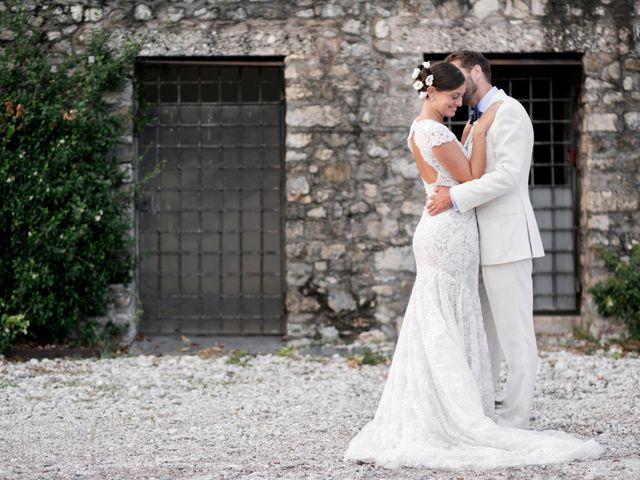 Il matrimonio di Ashton e Lucrezia a Majano, Udine 21