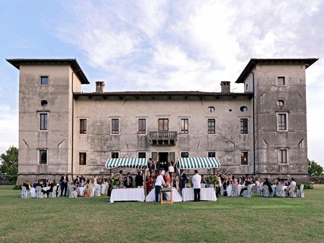 Il matrimonio di Ashton e Lucrezia a Majano, Udine 24