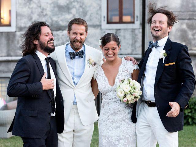 Il matrimonio di Ashton e Lucrezia a Majano, Udine 31