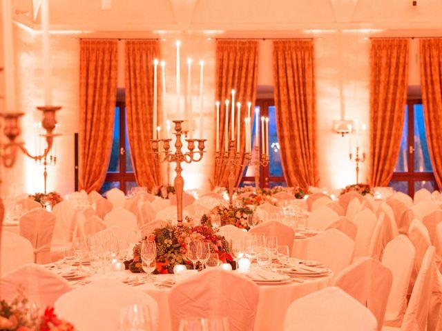 Il matrimonio di Ashton e Lucrezia a Majano, Udine 34