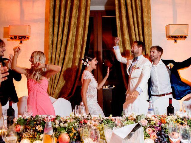 Il matrimonio di Ashton e Lucrezia a Majano, Udine 36