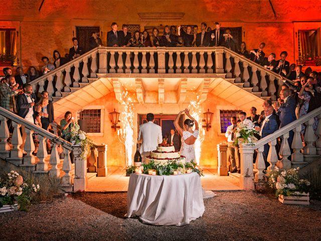 Le nozze di Lucrezia e Ashton