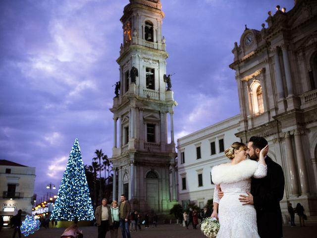 le nozze di Maira e Nicola