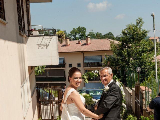 Il matrimonio di Oreste e Rosa Anna a Altavilla Irpina, Avellino 12