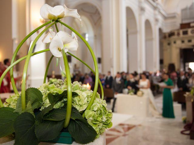 Il matrimonio di Oreste e Rosa Anna a Altavilla Irpina, Avellino 16